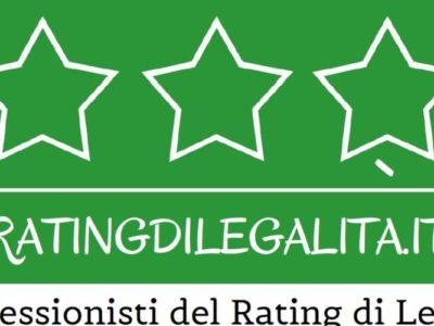 Rating Di Legalità + Www.ratingdilegalita.it